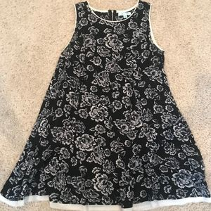Dresses & Skirts - Boutique Black and White, Floral Dress